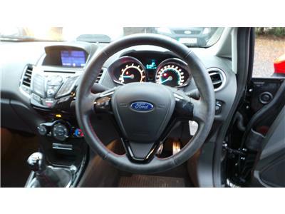2015 Ford Fiesta Zetec S Black Edition 998 Petrol Manual 5 Speed 3 Door Hatchback