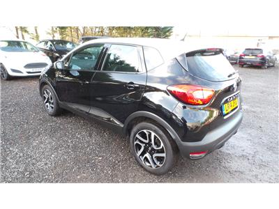 2014 Renault Captur Dynamique MediaNav Energy dCi 90 1461 Diesel Manual 5 Speed 5 Door Hatchback