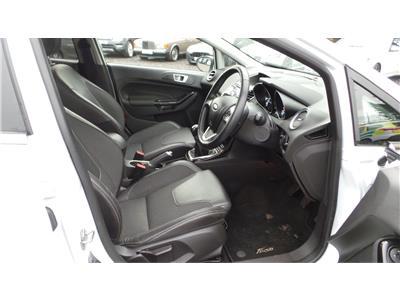 2015 Ford Fiesta Titanium X 998 Petrol Manual 5 Speed 5 Door Hatchback