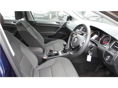 2018 Volkswagen Golf SE Nav TDi 1598 Diesel Manual 5 Speed 5 Door Hatchback