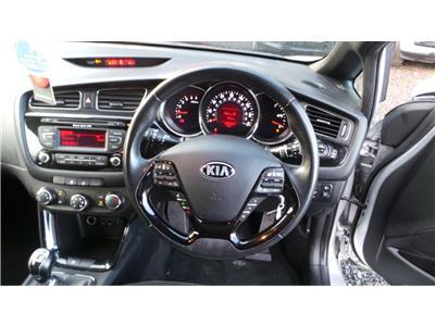 2013 Kia Pro S CRDi Ecodynamics 1582 Diesel Manual 6 Speed 3 Door Hatchback