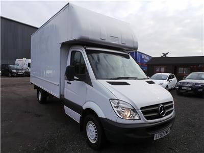 2007 Mercedes-Benz Sprinter 311 CDi LWB Diesel Manual Van