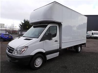 2007 MERCEDES SPRINTER 311 CDi LWB 2148 DIESEL MANUAL 6 Speed CHASSIS CAB