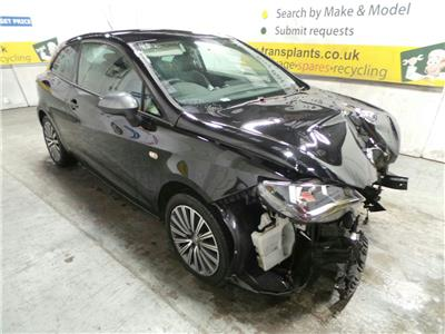 2016 SEAT IBIZA Connect TSi