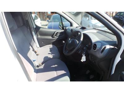 2018 Peugeot Partner 1598 Diesel Manual Van