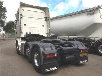 2007 Scania  R Series R 624 LA6X2/4 TSC 15600 HGV Tractor Unit