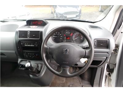 2008 Peugeot Expert PROFESSIONAL HDI SWB 1560 Diesel Manual 5 Speed