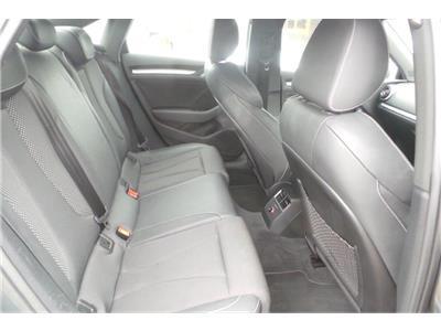 2015 Audi A3 S Line TFSi 150 1395 Petrol Manual 6 Speed 4 Door Saloon