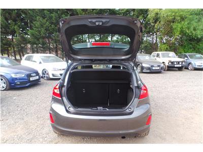 2017 Ford Fiesta Zetec EcoBoost 999 Petrol Manual 6 Speed 3 Door Hatchback