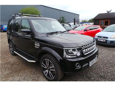2014 LAND ROVER DISCOVERY HSE SDV6
