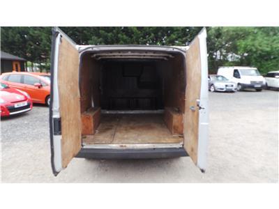 2012 Ford Transit 260 FWD SWB Low Roof 2198 Diesel Manual 6 Speed L.C.V.