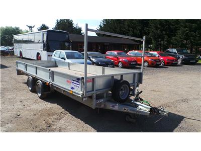 2016 OTHER UK  IFOR WILLIAMS DROPSIDE TRAILER