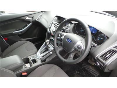 2014 Ford Focus Titanium Nav 1596 Petrol Automatic 6 Speed 5 Door Hatchback