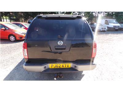 2012 Nissan Navara PLATINUM AUTO Diesel Automatic Pick-Up
