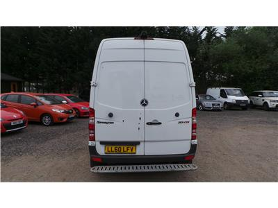 2011 Mercedes-Benz Sprinter 213 CDi MWB Diesel Manual Van