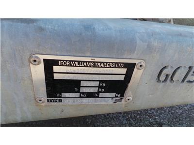 2016 IFOR WILLIAMS DROPSIDE TRAILER Miscellaneous