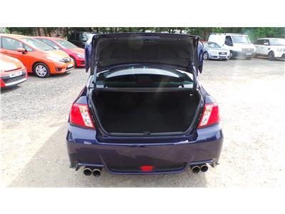 2012 Subaru Impreza WRX STi Petrol Manual 4 Door Saloon