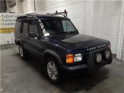 2001 LAND ROVER DISCOVERY GS