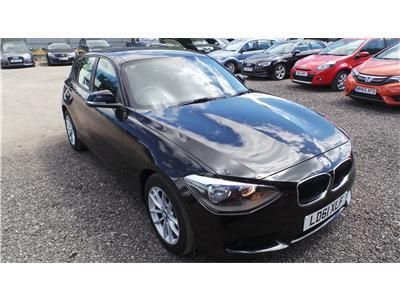 2011 BMW 1 SERIES 116d ES