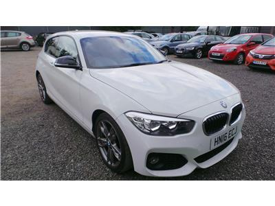 2016 BMW 1 SERIES 118d Sport