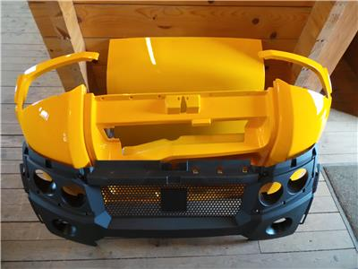 YELLOW BODY KIT TO SUIT JCB Miscellaneous