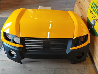 0 OTHER UK  YELLOW BODY KIT TO SUIT JCB