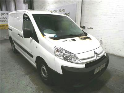 2009 CITROEN DISPATCH L1H1 1000Kg Level 1