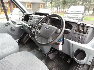 2012 Ford Transit 280 Econetic FWD SWB Low Roof Diesel Manual L.C.V.