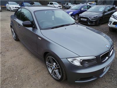 2013 BMW 1 SERIES 120d Sport Plus Edition
