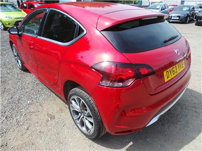 2013 Citroen DS4 DStyle e-HDi 115 Airdream 1560 Diesel Manual 6 Speed 5 Door Hatchback