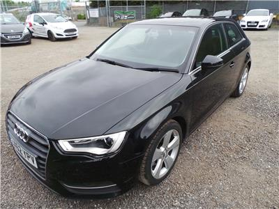2012 Audi A3 Sport TFSi 122 1395 Petrol Manual 6 Speed 3 Door Hatchback