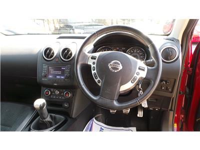 2013 Nissan Qashqai 360 1598 Petrol Manual 5 Speed 5 Door Hatchback