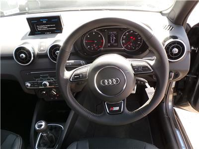 2017 Audi A1 SPORTBACK TDI S LINE 1598 Diesel Manual 5 Speed 5 Door Hatchback
