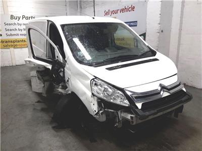 2014 CITROEN DISPATCH L1H1 1000Kg Level 1