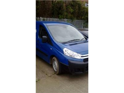 2015 CITROEN DISPATCH L1H1 1000Kg Level 1