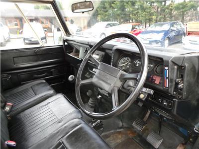 1983 Land Rover Defender 110 V8 HIGH CAPACITY Petrol Manual Pick-Up