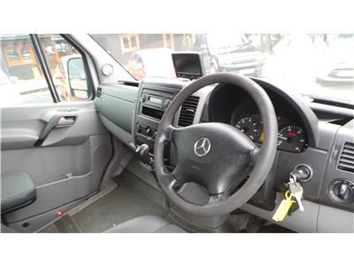 2011 Mercedes-Benz Sprinter 213 CDi MWB Diesel Manual Van