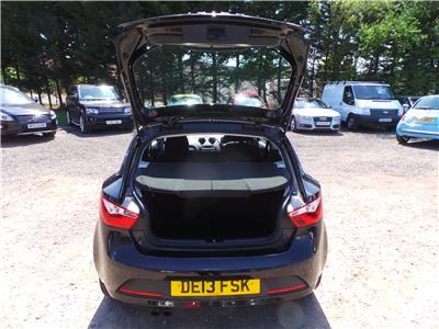 2013 SEAT Ibiza FR TSi 105 1197 Petrol Manual 5 Speed 3 Door Hatchback