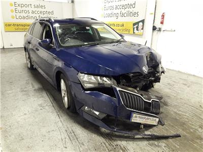 2017 SKODA SUPERB SE Business TDi 150