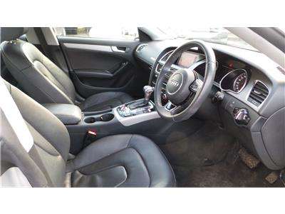 2013 Audi A5 SE Technik TDi 1968 Diesel CVT 8 Speed 5 Door Hatchback