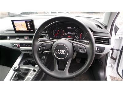 2016 Audi A4 Sport TFSi 150 1395 Petrol Manual 6 Speed 4 Door Saloon