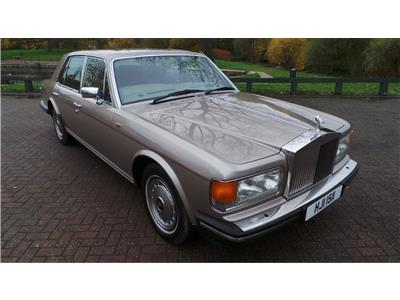 1991 Rolls-royce  Silver Spirit SPIRIT 11 V8 6750 Petrol Automatic 3 Speed 4 Door Saloon