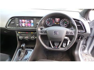 2018 SEAT Leon CUPRA 300 TSi 1984 Petrol DSG 6 Speed 3 Door Hatchback