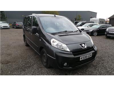 2008 Peugeot Expert Leisure L1 5/ 1997 Diesel Manual 6 Speed M.P.V.