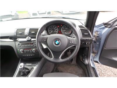 2010 BMW 1 Series 118i SE 1995 Petrol Manual 6 Speed 2 Door Cabriolet
