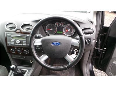 2006 Ford Focus Ghia TDCi 1753 Diesel Manual 5 Speed 5 Door Estate