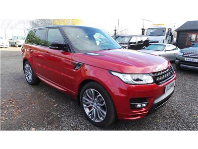 2015 LAND ROVER RANGE ROVER Autobiography Dynamic SDV6 4WD