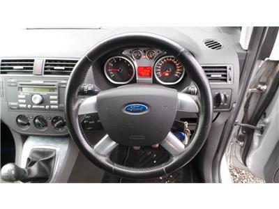 2008 Ford C-Max Zetec 1596 Petrol Manual 5 Speed M.P.V.