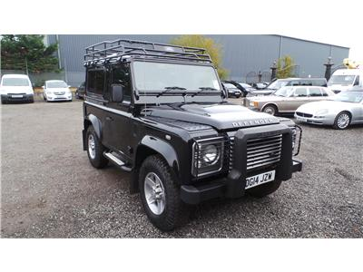 2014 Land Rover Defender TD XS STATION WAGON 2198 Diesel Manual 6 Speed 5 Door Estate