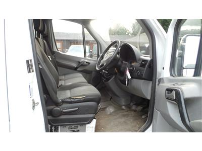2010 MERCEDES SPRINTER 413 CDI 2143 DIESEL MANUAL PANEL VAN
